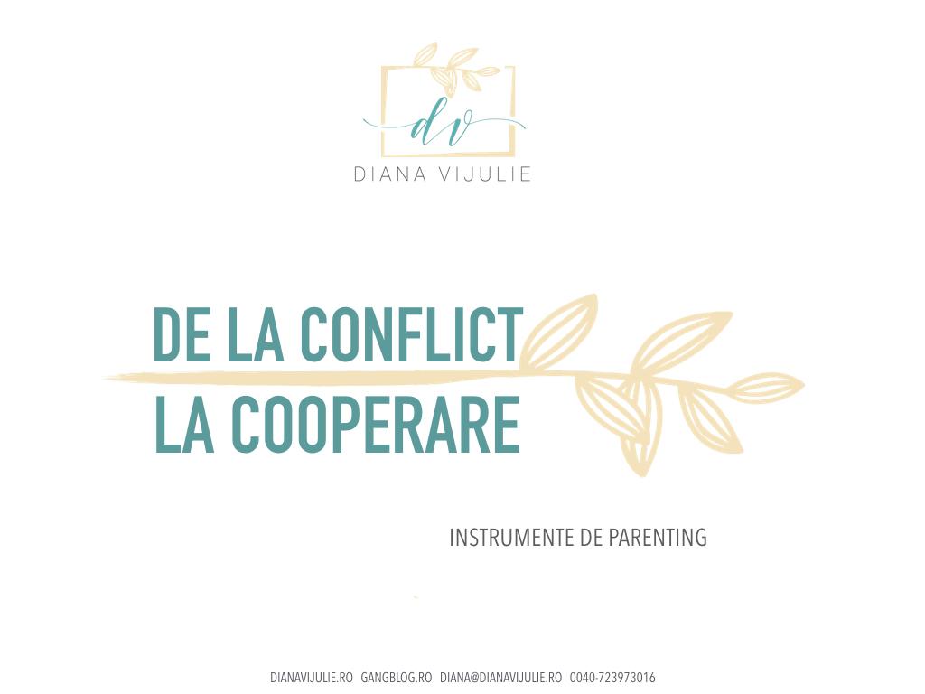 09. de la conflict la cooperare - instrumente de parenting 2.001