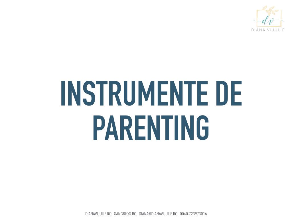 09. de la conflict la cooperare - instrumente de parenting 2.002