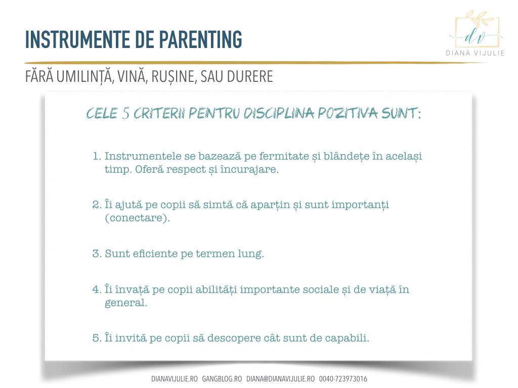 09. de la conflict la cooperare - instrumente de parenting 2.005