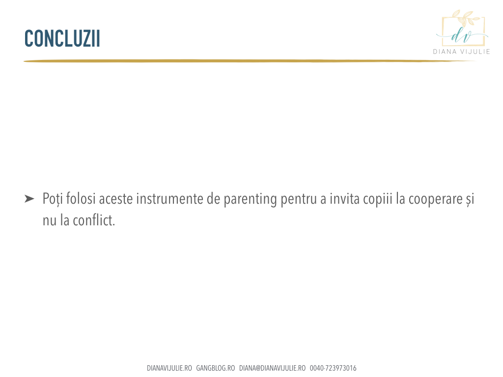 09. de la conflict la cooperare - instrumente de parenting 2.020